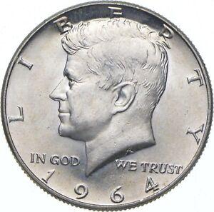 1964 Kennedy Half Dollar - TC *407