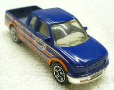 1997 MATCHBOX-1/75 Diecast Blue '97 Ford F-150 State Park Patrol Pick-Up Truck-C
