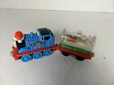 Thomas & Friends Holiday Thomas Snow Globe Car Diecast Train Learning Curve