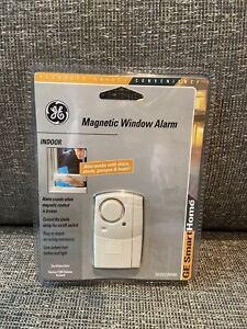 GE Personal Security Wireless Window Door Alarm Indoor Magnetic GESECWA88 New
