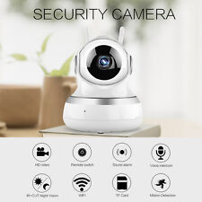 Home Security 720P HD IP Camera Wireless Smart WI-FI Audio CCTV Camera Webcam