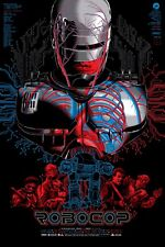 Robocop Poster Length: 400 mm Height: 800 mm SKU: 12799