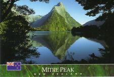 Ansichtskarte: Mitre Peak, Milford Sound, Neuseeland - New zealand