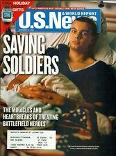 2004 U.S. News & World Report Magazine: Saving Soldiers - David Coleman/Holiday