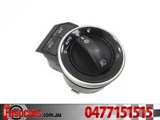 Holden Commodore VE SS HSV Gloss Black Headlight / Foglight Switch - Series Two