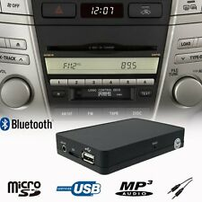 Car Bluetooth USB SD AUX MP3 Player Adapter LEXUS IS GS GX LX RX 200 400 400H