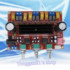 TPA3116D2 2.1 CH 50Wx2+100W HIFI Digital Subwoofer Amplifier Board 12V-24V