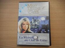 DVD MARY HIGGINS CLARK - LA MAISON AU CLAIR DE LUNE - B. CORCORAN - ZONE 2