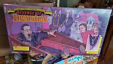 Vintage Dracula Factory Sealed Game by Pressman - Revenge of Dracula - 1991