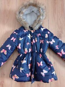 Warm Girls Coat 6-7 years