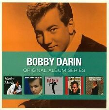 Original Album Series [Box] by Bobby Darin (CD, Mar-2010, 5 Discs, Rhino e3a
