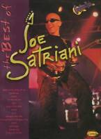 Musiknoten - Joe Satriani - The Best Of