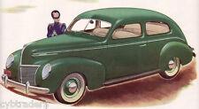 1939 Ford Mercury 8  Refrigerator Magnet