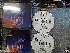 The Raven Project   psx pal