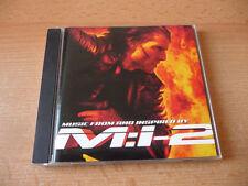 CD Soundtrack M:i:2 - Mission Impossible 2 - 2000