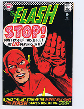 Flash #163 DC 1966