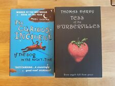 The Curious Incident Of The Dog In The Night Time & Tess Of The D'Urbervilles