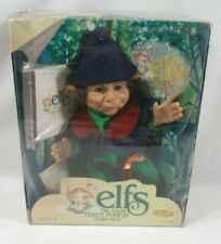 """""""The Great Elven Collection"""" """"Elfs"""" Jc Toys 1998 Nos With Box"""