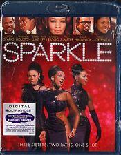 Sparkle (Blu-ray Disc, 2012,) Whitney Houston, Omari Hardwick, Carmen Ejogo