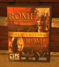 Rome: Total War -- Gold Edition (PC, 2006) Complete Ships FAST