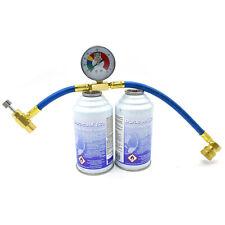 Pack de recharge Duracool 12a avec flexible pour climatisation R134a uniquement