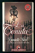 STEEL DANIELLE LA TENUTA SPERLING PAPERBACK 1990 SUPERBESTSELLER 15