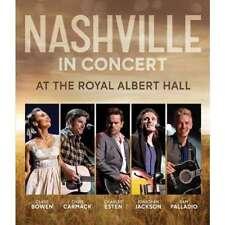 Varios Artistas - Nashville En Concierto At The Royal Albert Recibidor Nuevo DVD
