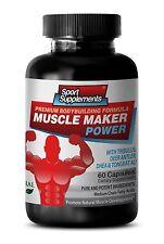MUSCLE MAKER POWER 600mg - Boost Male Libido - 5-Methyl-7-methoxy -Isoflavone 1B