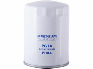 For 1967 International 1100B Oil Filter Premium Guard 98284DF Standard Life