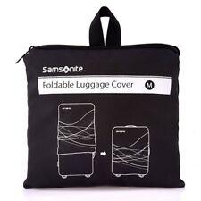 Samsonite Small Foldable Luggage Cover Black