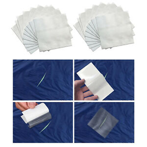20/30x Pool Repair Patch Inflatables Puncture Tape Kits Heavy Duty Tent