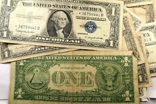(1) 1935/1957 One Dollar Silver Certificate // *STAR NOTE* // Avg. Circulated