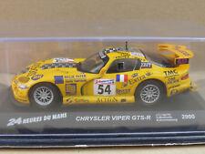 CHRYSLER VIPER GTS-R.2000.24 HEURES DU MANS.1/43.ALTAYA.