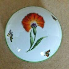 Tiffany & Co. Garden Trinket Box Limoges Porcelain Vintage Box Made in France