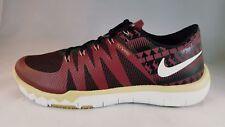 Nike Free TR5.0 V6 AMP Florida State Men's Cross Trainer Shoe 723939 706 Size9