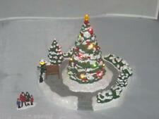 THOMAS KINKADE HAWTHORNE VILLAGE  #A0316 CHRISTMAS TREE, OH CHRISTMAS TREE