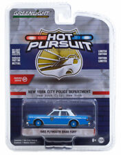 Greenlight 1:64 Hot Pursuit Nypd N.Y. Police Department 1982 Plymouth Gran Fury