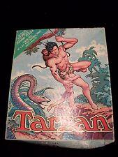 Tarzan vintage jigsaw puzzle casse-tete 70 piece puzzle Complete! out of Danger