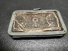 Antique Small Coin Purse Metal