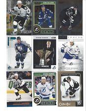 Lot of 1500 Tampa Bay LIGHTNING Hockey Cards Set Boxed Packs - Stamkos St. Louis