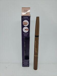 Tarte Quick Stick Waterproof Eye Shadow & Liner (taupe luster/black) *read