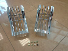 HOLDEN HK GTS TAILIGHT SURROUNDS ***PAIR WITH NUTS***BRAND NEW***