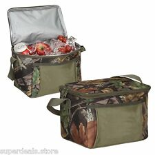 Camo Color Daily Lunch Box or Outdoor Activity Game Sports 6-Pack Cooler -AP7212