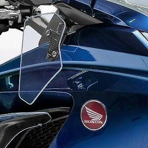 GENUINE OEM HONDA GL1800 GOLDWING 2018 UPPER WIND DEFLECTOR SET
