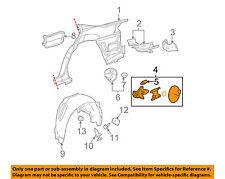 Pontiac GM OEM 04-08 Grand Prix Fuel Door-Gas Cap Hatch 10388552