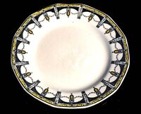 Beautiful Royal Doulton Claremont Bread Plate Circa 1912