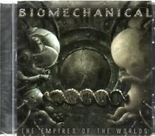 Biomechanical - The Empires of the Worlds CD - New & Sealed