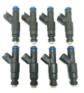 OEM Ford Fuel Injectors Set 8 For 1999-04 Mustang Lincoln Navigator 4.6L 5.4L V8