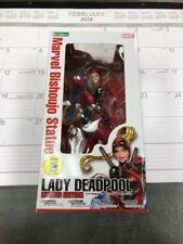 Marvel Bishoujo Kotobukiya - Comic Con Exclusive - Statue Lady Deadpool