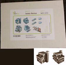 Bandua BAI000068 Pack #1 Aztec Series Infinity Terrain Scenery Buildings Bridges